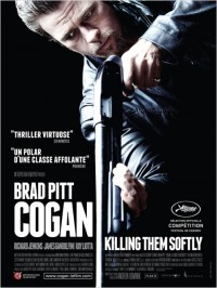 Cogan Killing Them Softly : Affiche