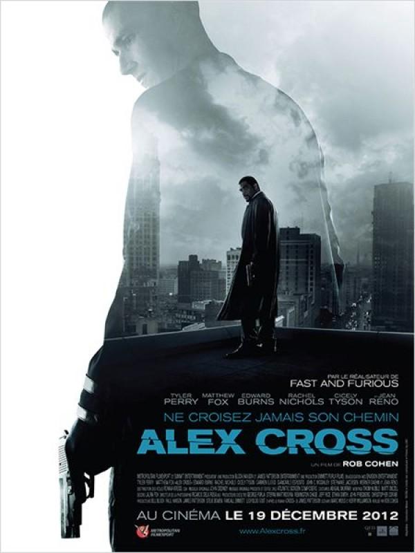 Alex Cross : Affiche