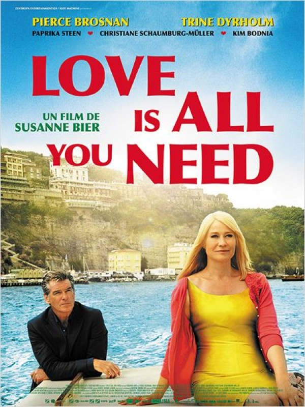Love is All You Need : Affiche