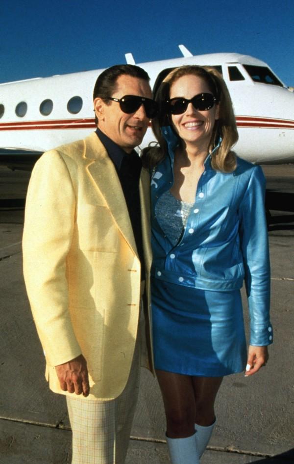 Robert De Niro, Sharon Stone