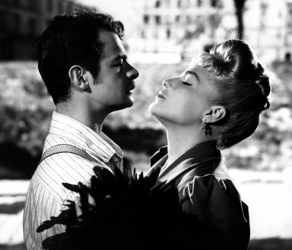 Serge Reggiani, Simone Signoret