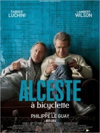 Alceste à bicyclette : Affiche