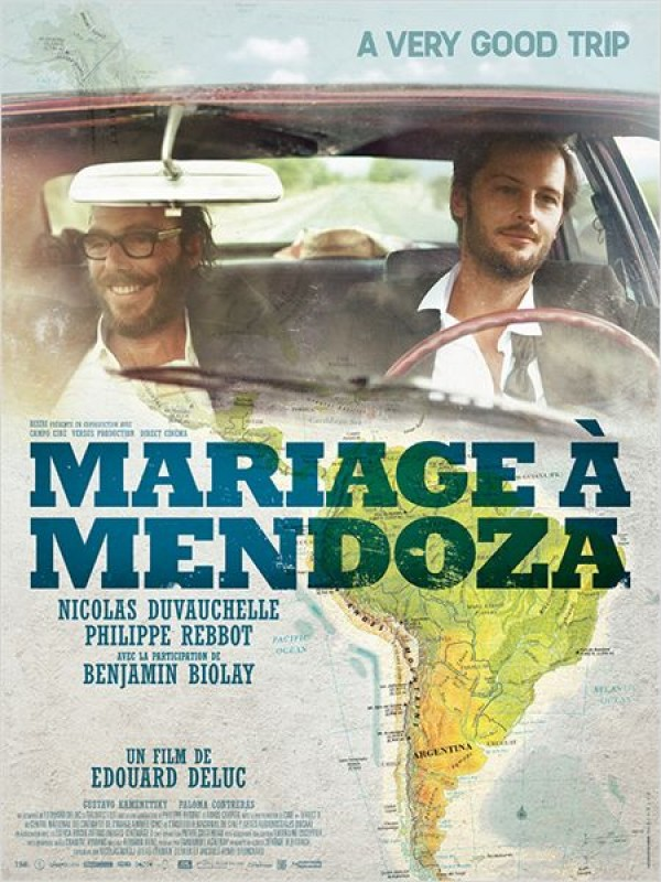 Mariage à Mendoza : Affiche