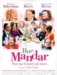Rue Mandar : Affiche