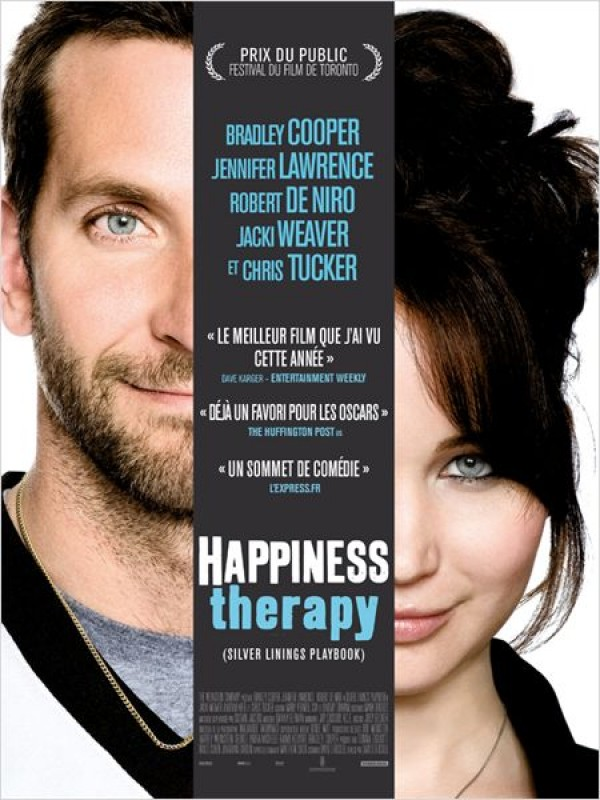 Happiness Therapy : Affiche