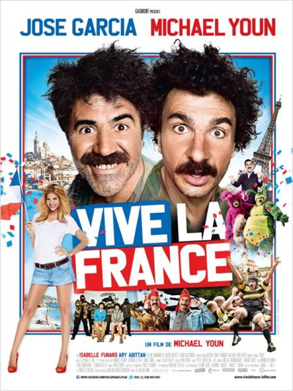 Vive la France ! Affiche