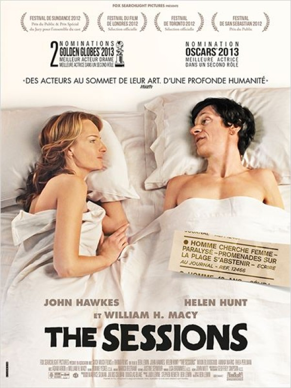 The Sessions : Affiche