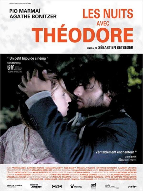 Les Nuits avec Théodore : Affiche