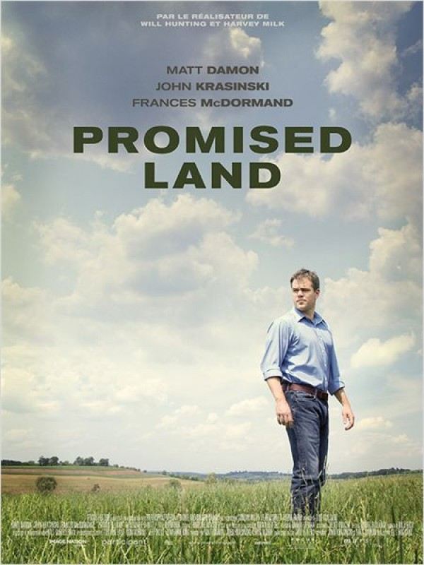 Promised Land : Affiche