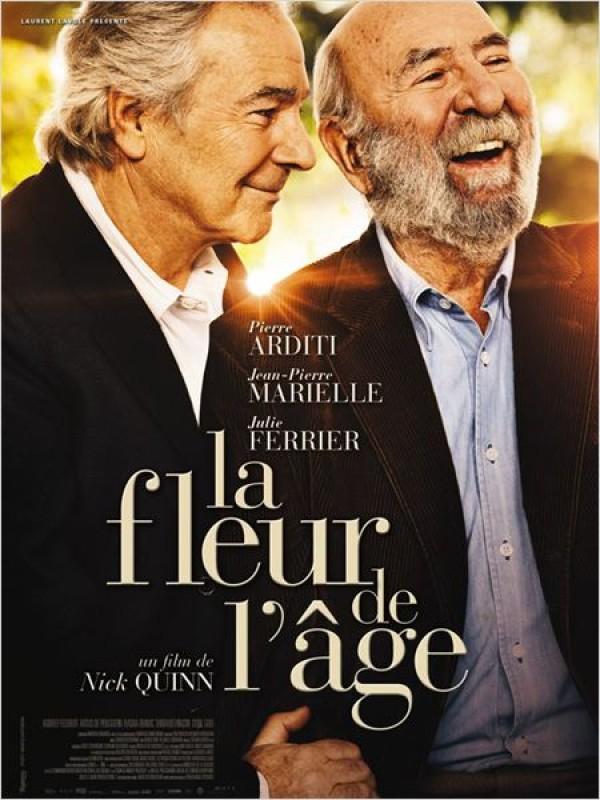 La Fleur de l'âge : Affiche
