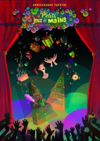 Petits jeux de mains : Affiche