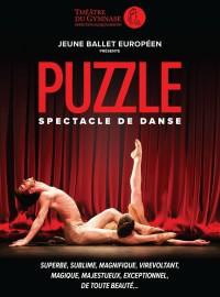 Le Jeune Ballet Européen : Puzzle - Affiche