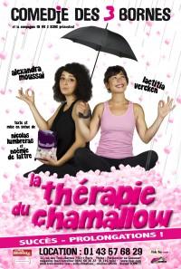 La Thérapie du chamallow à la Comédie des Trois Bornes