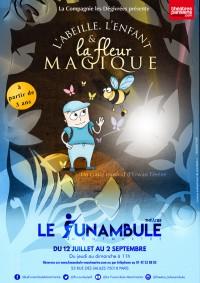 L'Abeille, l'enfant et la fleur magique au Funambule