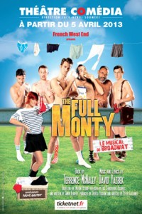The Full Monty, le musical