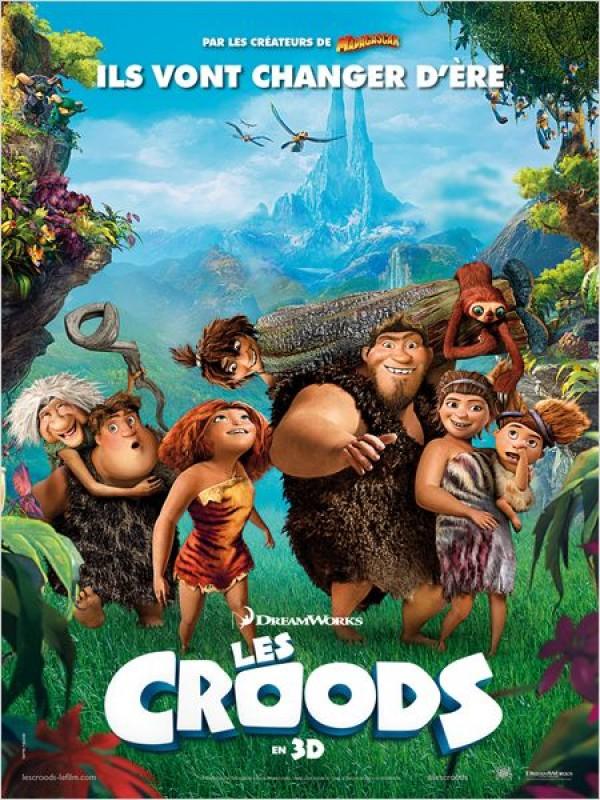 Les Croods : Affiche