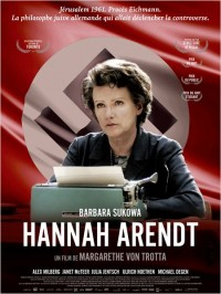 Hannah Arendt : Affiche