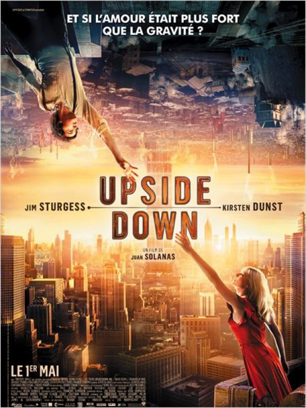 Upside Down : Affiche
