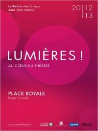 La Place royale (Comédie de Caen-Théâtre des cordes)