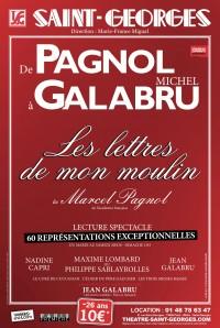 De Pagnol à Galabru : Les Lettres de mon moulin