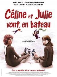 Céline et Julie vont en bateau, Affiche version restaurée