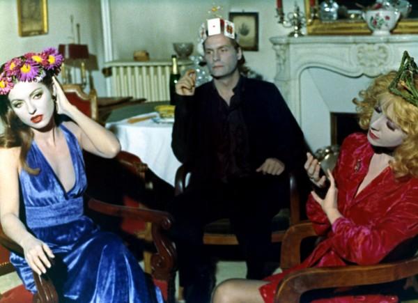 Marie-France Pisier, Barbet Schroeder, Bulle Ogier