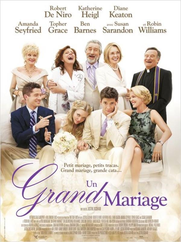 Un grand mariage : Affiche