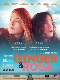 Ginger & Rosa : Affiche