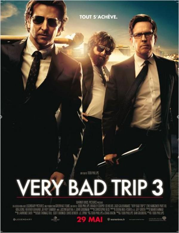 Very Bad Trip 3 : Affiche