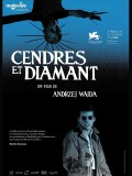 Cendres et Diamant, affiche version restaurée