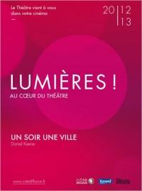Un soir, une ville (Théâtre de la commune, Aubervilliers)