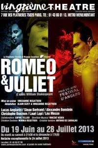 Roméo & Juliet au Vingtième Théâtre