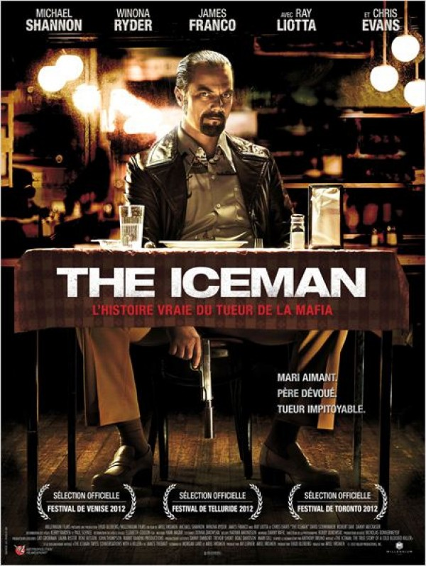 The Iceman : Affiche