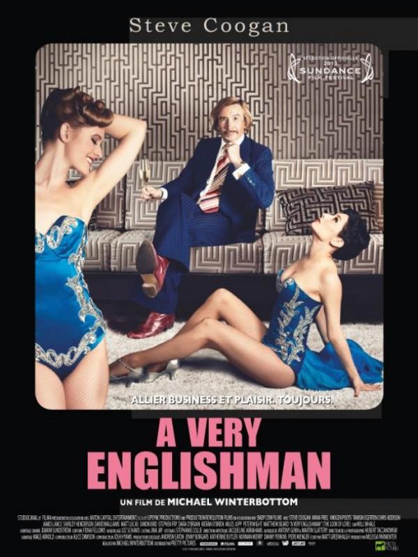 A Very Englishman : Affiche