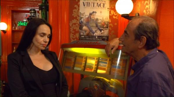 Béatrice Dalle (Brigitte), Richard Bohringer