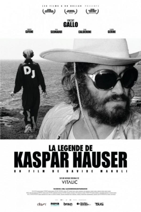La Légende de Kaspar Hauser : Affiche