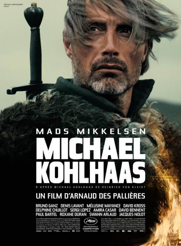 Michael Kohlhaas : Affiche