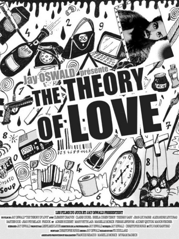 The Theory of Love : Affiche