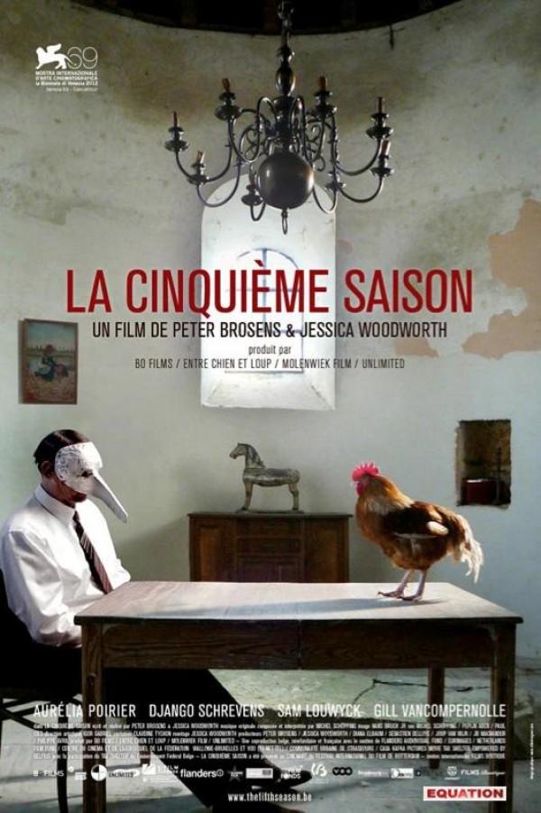 La Cinquième saison : Affiche