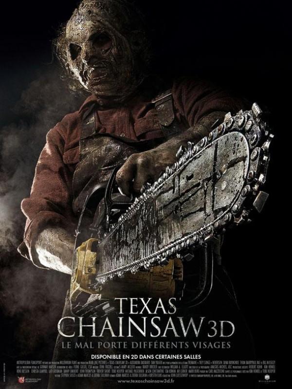 Texas Chainsaw : Affiche