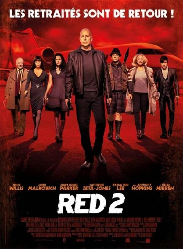 Red 2 : Affiche