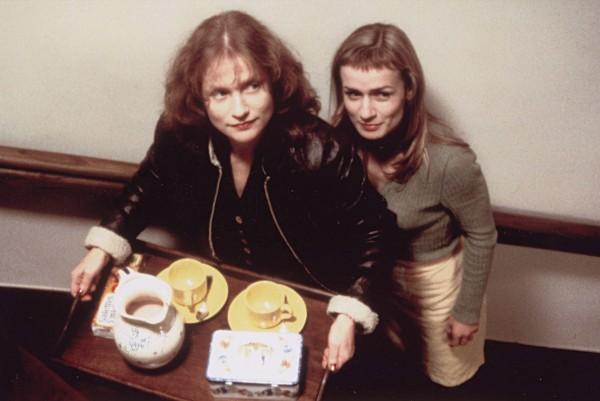 Isabelle Huppert, Sandrine Bonnaire
