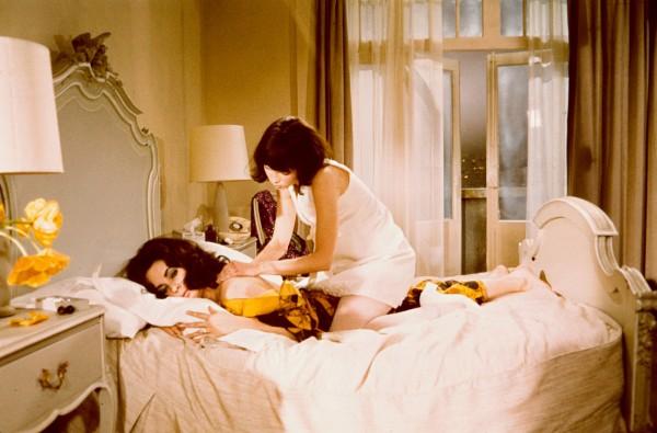 Elizabeth Taylor, Mia Farrow