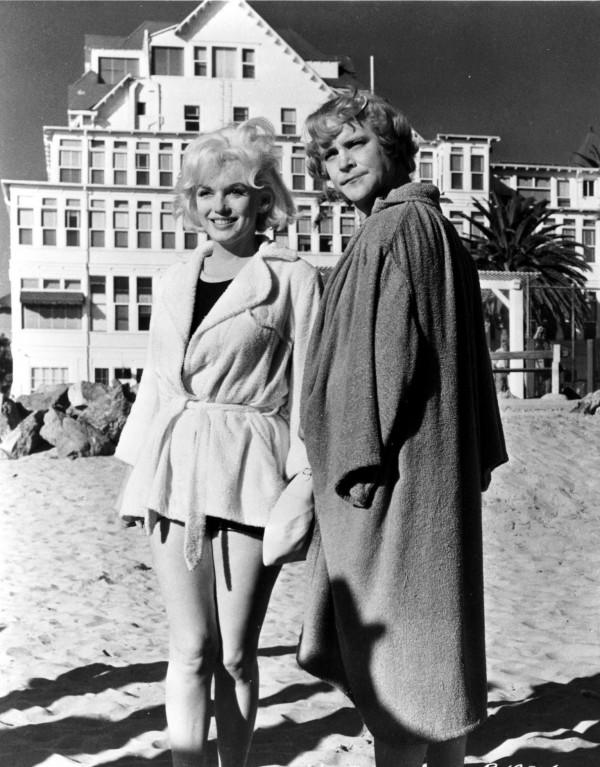 Marilyn Monroe, Jack Lemmon