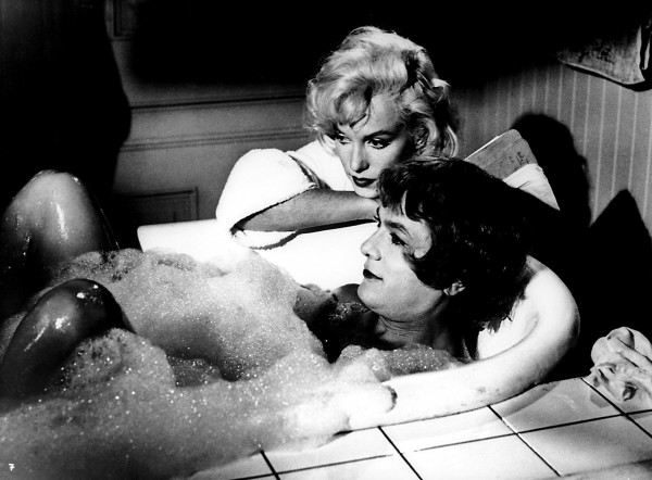 Marilyn Monroe, Tony Curtis