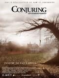Conjuring, les dossiers Warren : Affiche