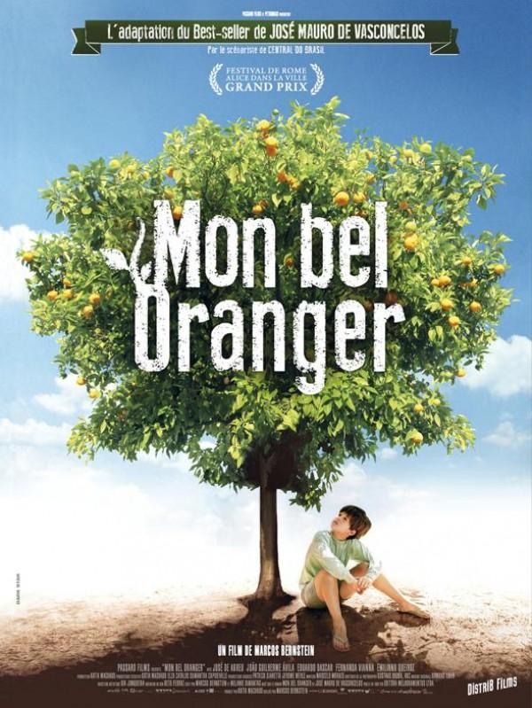 Mon bel oranger : Affiche