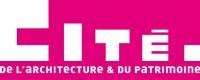 Logo Cité de l'Architecture et du Patrimoine