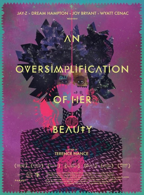 An Oversimplification of Her Beauty : Affiche