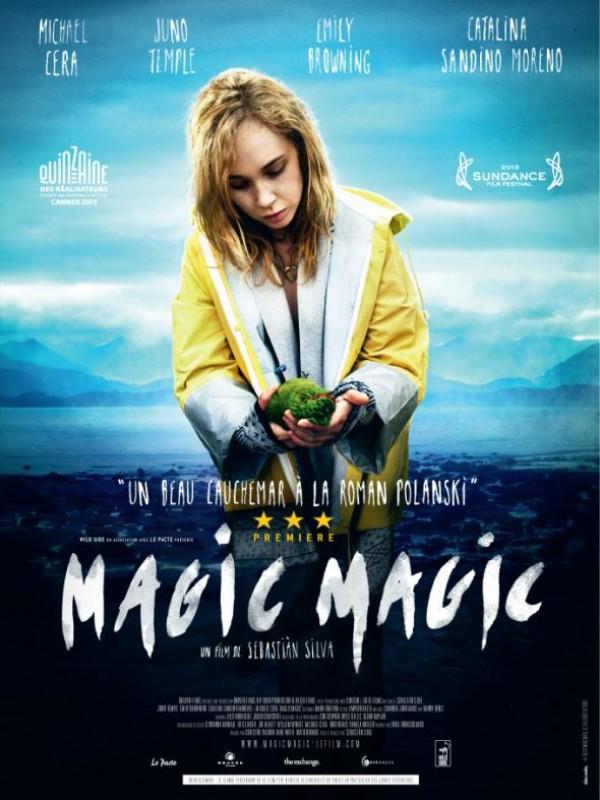 Magic Magic : Affiche